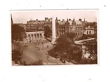 WAR MEMORIAL, SOUTHPORT, VINTAGE J.SALMON RP POSTCARD