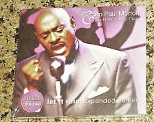 """""""STILL SEALED"""" CD by BISHOP PAUL MORTON """"LET IT RAIN"""" EXPANDED EDITION"""