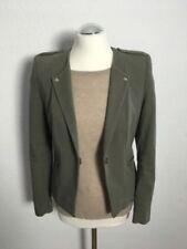 H&M Damenjacken & -mäntel aus Baumwollmischung ohne Muster