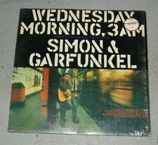 SIMON & GARFUNKEL Wednesday Morning 3AM LP Mono Original 1964 Classic Soft Rock