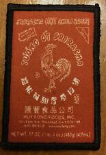 Sriracha Hot Sauce Morale Patch Tactical Military Hook Flag Army USA Seal Devgru