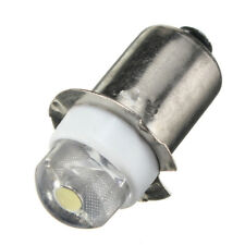 P13.5S 0.5W 6V LED Upgrade Bulb For Flashlight Torches Light Work C D Cell