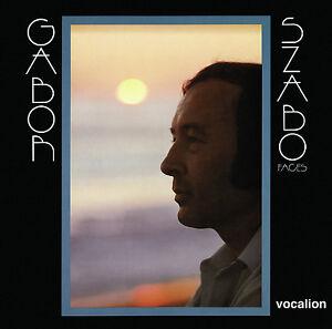 Gabor Szabo - Faces (1977) & bonus tracks - CDSML8503