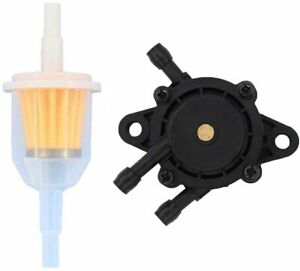 GAS VACUUM FUEL PUMP FOR KOHLER 17-25 HP SMALL ENGINE LAWN MOWER TRACTOR BRIGGS