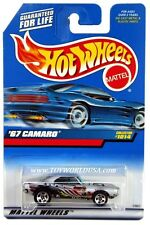 1999 Hot Wheels #1014 '67 Camaro 5 spoke