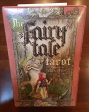 The Fairy Tale Tarot Cards Lisa Hunt New Sealed Extremely Rare First Edition