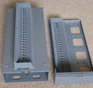 35mm CS slide box with 2 x 100 slide trays