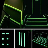 Luminous Tape Waterproof Self-adhesive Glow In The Dark Safety Stage 10m x 3mm