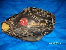 """New listing Rawlings Heart of the Hide PRO-502BFB, 12 1/2"""" Right Hand Throw"""