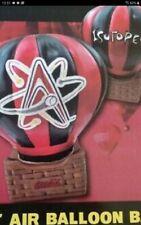 Albuquerque Isotopes Hot Air Balloon Piggy Coin Bank Coca-Cola Baseball RARE