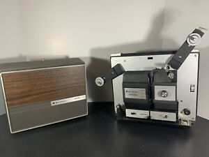 Working Bell and Howell Vintage 8mm Autoload Projector Editor Model 471A