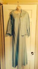 Talbots Linen Summer Dress w/ Jacket- sz 6