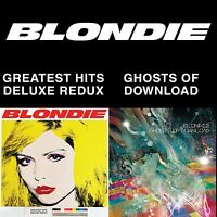 BLONDIE - BLONDIE 4(0)-EVER: GREATEST HITS/GHOSTS OF DL 2 CD + DVD NEU