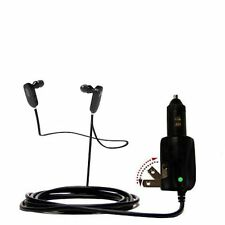 Auto & Wall 2 in 1 Charger for Jaybird JF3 Freedom
