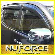 Hyundai Santa Fe (2006-2012) 4 PCS Weather Shield / Rain Shield / Visor