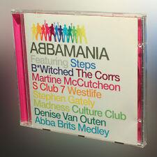 Abbamania - Madness, Steps, Westlife, Culture Club, The Corrs - Musik CD ALBUM