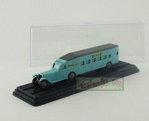 1:87 HO Scale ATLAS Tram Model LA Micheline Type 5 1931 /No box