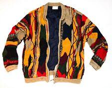 Coogi Australia made in Australia vintage Sweater Sweatshirt Jacke Gr L jacket