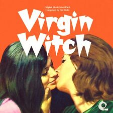 Ted Dicks - Virgin Witch Soundtrack Vinyl LP 2018 Trunk Records New Sealed
