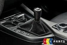 BMW NEW GENUINE F20 F21 F22 F23 M PERFORMANCE SHIFT KNOB WITH ALCANTARA BOOT LHD