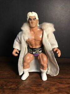 1985 AWA REMCO RIC FLAIR WRESTLING FIGURE 100% COMPLETE With BELT! RARE!!