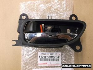 Lexus GS (2006-2011) NEW OEM Inner Inside Interior FRONT DRIVER SIDE DOOR HANDLE