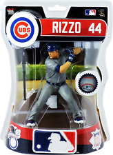 Anthony Rizzo Chicago Cubs Imports Dragon MLB Baseball Action Figure 6""