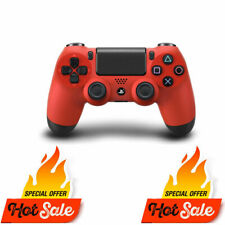 Genuine PS4 Controller DualShock Wireless for Sony playstation 4 V2 ps4 - Red