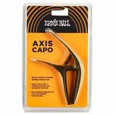 Ernie Ball Axis Guitar Capo - Gold