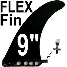 9 Inch Center box Fin safety flex Skeg For Surfboard Longboard Sup School board