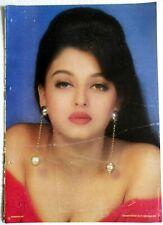 Rare Bollywood Actor Poster - Aishwarya Rai Bachchan - 12 inch X 16 inch