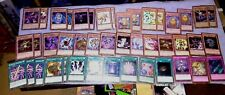 complete 44 card tournament synchron deck 15 card extra deck all near mint