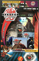 Bakugan Battle Brawlers 30 Card Collection Set Dragonoid Ultra Giant Card.