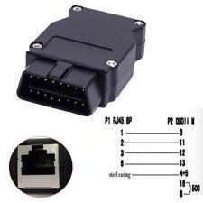 Per BMW adattatore auto E-SYS ICOM codifica F-Series ENET Ethernet a connettore OBD 2