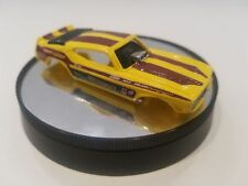 "RARE CUSTOM HO SCALE RESIN ""BOUNTY HUNTRESS"" FUNNY CAR DRAGSTER SLOT CAR BODY"