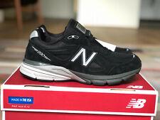 Brand New New Balance 990v4 BK4 Made in USA Mens US9 / Womens US10 D 27 cm