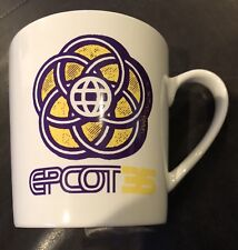 Disney Parks Starbucks Exclusive EPCOT 35th Anniversary Mug