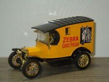 1915 Ford Model T Zebra Grate Polish - Corgi Classics *41188