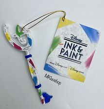 Disney Store Ink and & Paint Limited Release Opening Ceremony Key IN HAND