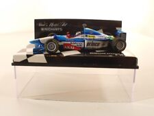 Occasion Benetton Renault B197 F1 1997 Berger 1/43 Minichamps