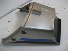 Carene, code e puntali posteriore in argento per moto Kawasaki