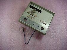 HP Agilent 83592C RF Plug-In Facplace Face + Buttons Board.