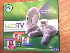 Brand New LeapFrog LeapTV Educational Gaming System