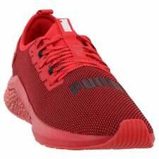 Puma Hybrid NX  Casual Running  Shoes - Red - Mens