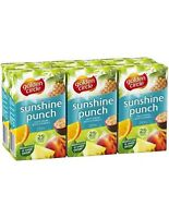 Golden Circle Sunshine Punch Juice 6 Pack 250ml