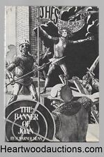 The Banner of Joan by H. Warner Munn INSCRIBED FIRST