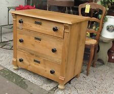 Pine Rustic Chests of Drawers