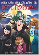 Hotel Transylvania DVD FREE SHIPPING