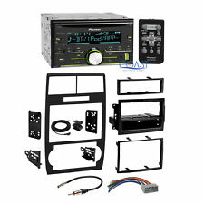 Pioneer USB Bluetooth Stereo Dash Kit Harness for 2005-07 Dodge Magnum Charger