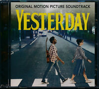 Yesterday original motion picture soundtrack CD NEW Beatles music